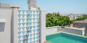 Luxury penthouse in Palma with rooftop pool (Thumbnail 2)
