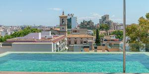 Luxus-Penthouse in Palma mit Pool auf der Dachterrasse (Thumbnail 1)