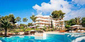 Erdgeschoss-Wohnung mit Garten in toller mediterraner Anlage mit Panoramablick und Pool (Thumbnail 5)