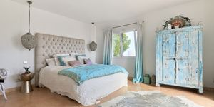 Meerblick-Villa mit Charme und Liebe zum Detail im Ibiza-Style in Sol de Mallorca (Thumbnail 9)