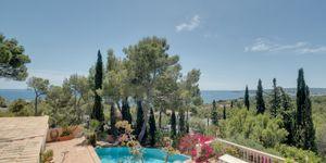 """Tolle Villa mit fantastischem Meerblick über die Bucht von Portals im beliebten Costa D""""en Blanes (Thumbnail 1)"""
