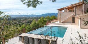 Finca in Bunyola - Modernes Anwesen mit Panoramablick bis zur Bucht von Palma (Thumbnail 1)