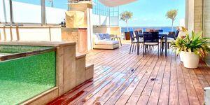 Penthouse in Palma - Duplexapartment mit Meerblick und privatem Pool auf der Terrasse (Thumbnail 8)
