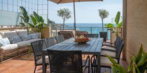 Exklusives Penthouse mit Pool am Strand von Cala Mayor (Thumbnail 9)
