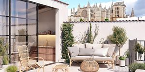 Penthouse in Palma - Triplex-Wohnung in exklusiver Lage (Thumbnail 1)