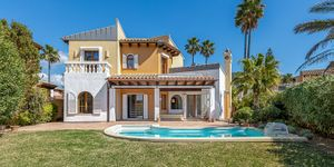 Golf villa for sale in first line to the golf course Santa Ponsa (Thumbnail 1)