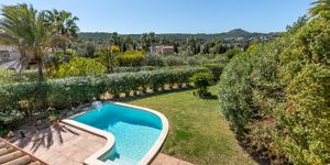 Golf villa for sale in first line to the golf course Santa Ponsa (Thumbnail 3)