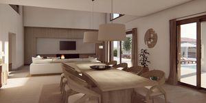 Finca in Santanyi - Neubauprojekt eines exklusiven Landhauses mit Pool (Thumbnail 6)