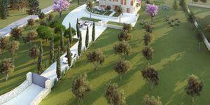 Finca in Santanyi - Neubauprojekt eines exklusiven Landhauses mit Pool (Thumbnail 2)