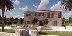 Finca in Santanyi - Neubauprojekt eines exklusiven Landhauses mit Pool (Thumbnail 10)