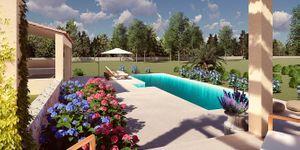 Finca in Santanyi - Neubauprojekt eines exklusiven Landhauses mit Pool (Thumbnail 8)