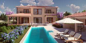 Finca in Santanyi - Neubauprojekt eines exklusiven Landhauses mit Pool (Thumbnail 1)