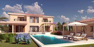 Finca in Santanyi - Neubauprojekt eines exklusiven Landhauses mit Pool (Thumbnail 9)