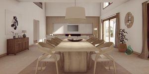 Finca in Santanyi - Neubauprojekt eines exklusiven Landhauses mit Pool (Thumbnail 5)