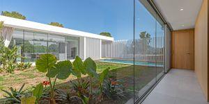 Villa in Santa Ponsa - Neubauimmobilie mit viel Privatsphäre (Thumbnail 7)