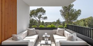 Luxury apartment in a newly built residence in Santa Ponsa (Thumbnail 3)