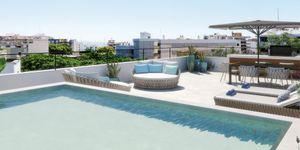 Luxuriöses Penthouse mit Dachterrasse und privatem Pool in Palma (Thumbnail 1)
