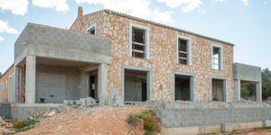 Moderne Neubau Finca mit Pool und Weitblick nahe Santanyí - fertig Frühjahr 2021 (Thumbnail 6)