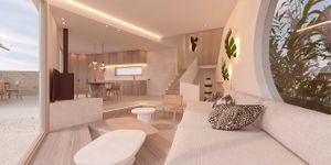 Neugebaute moderne Villa in erster Meereslinie in Colonia Sant Jordi (Thumbnail 8)