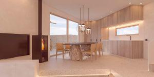 Neugebaute moderne Villa in erster Meereslinie in Colonia Sant Jordi (Thumbnail 7)