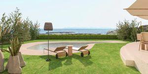 Neugebaute moderne Villa in erster Meereslinie in Colonia Sant Jordi (Thumbnail 1)