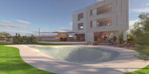 Neugebaute moderne Villa in erster Meereslinie in Colonia Sant Jordi (Thumbnail 2)