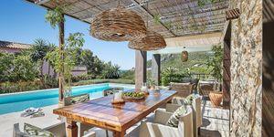 Mediterrane Villa mit Meerblick in Port Andratx (Thumbnail 1)