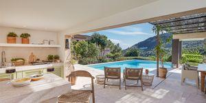 Mediterrane Villa mit Meerblick in Port Andratx (Thumbnail 9)