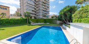 Großzügiges Apartment mit Meerblick in Palma (Thumbnail 3)