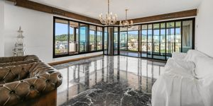 Großzügiges Apartment mit Meerblick in Palma (Thumbnail 6)