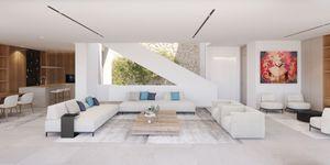Moderne Villa mit Pool und Meerblick in Costa d ´en Blanes (Thumbnail 8)