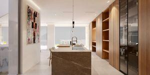 Moderne Villa mit Pool und Meerblick in Costa d ´en Blanes (Thumbnail 3)