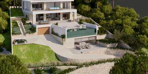 Moderne Villa mit Pool und Meerblick in Costa d ´en Blanes (Thumbnail 7)