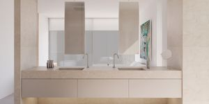 Moderne Villa mit Pool und Meerblick in Costa d ´en Blanes (Thumbnail 5)