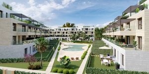 Modern and new apartments for sale in the centre of Santa Ponsa (Thumbnail 2)