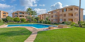 Apartment mit privatem Garten in mediterraner Anlage in Port Andratx (Thumbnail 1)