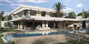 Luxurious new build property on the golf course in Santa Ponsa (Thumbnail 1)