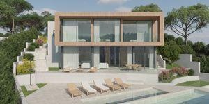 Neubau Villa nach Kundenwunsch mit Panorama Meerblick (Thumbnail 2)
