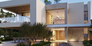 Nově postavená vila s výhledem na moře v Santa Ponse (Thumbnail 3)