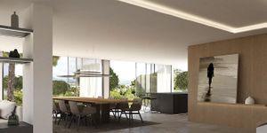 Nově postavená vila s výhledem na moře v Santa Ponse (Thumbnail 4)