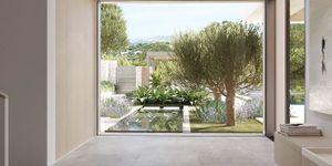 Nově postavená vila s výhledem na moře v Santa Ponse (Thumbnail 5)