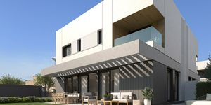 Neues Bauprojekt von Doppelhaushälften mit Teilmeerblick (Thumbnail 1)
