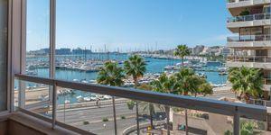 Helles Apartment mit Hafenblick in Palma de Mallorca (Thumbnail 6)