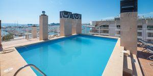 Helles Apartment mit Hafenblick in Palma de Mallorca (Thumbnail 2)