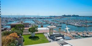 Helles Apartment mit Hafenblick in Palma de Mallorca (Thumbnail 1)
