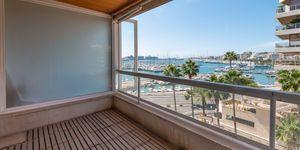 Helles Apartment mit Hafenblick in Palma de Mallorca (Thumbnail 7)