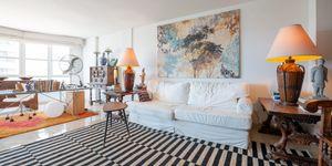 Helles Apartment mit Hafenblick in Palma de Mallorca (Thumbnail 4)