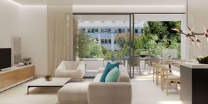 Neubau Gartenapartment mit direktem Zugang zum Pool in Palma (Thumbnail 3)