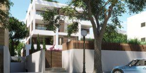 Neubau Gartenapartment mit direktem Zugang zum Pool in Palma (Thumbnail 2)