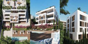 Neubau Gartenapartment mit direktem Zugang zum Pool in Palma (Thumbnail 7)